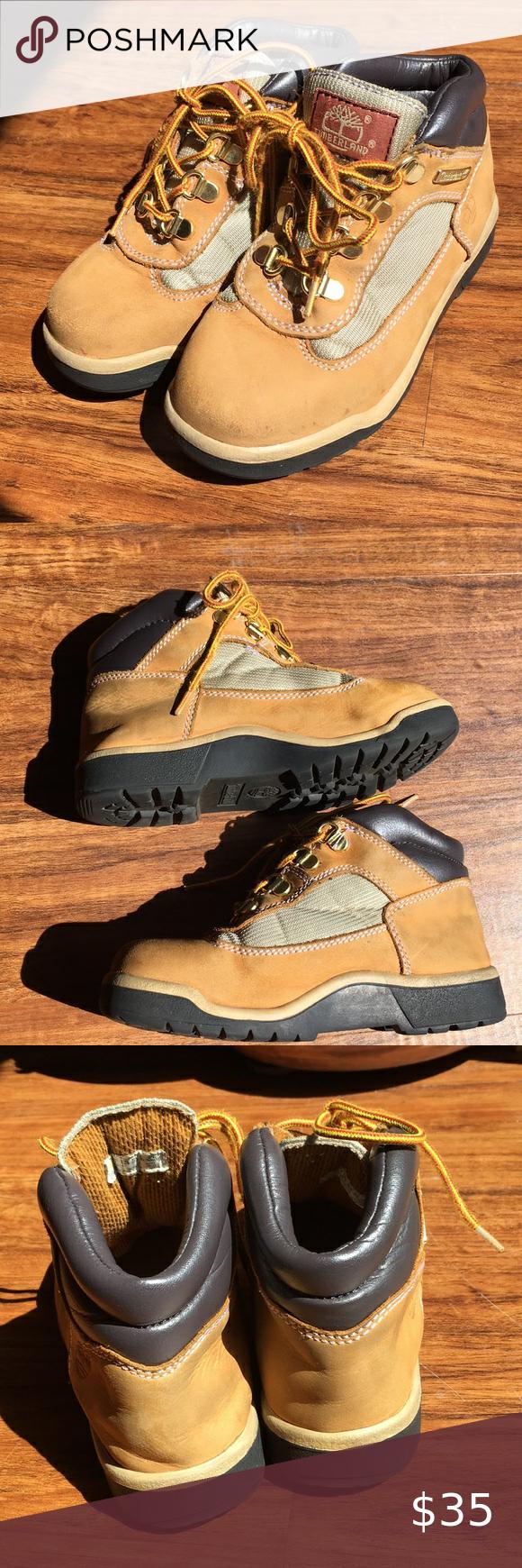 Timberland boots size 1youth Timberland