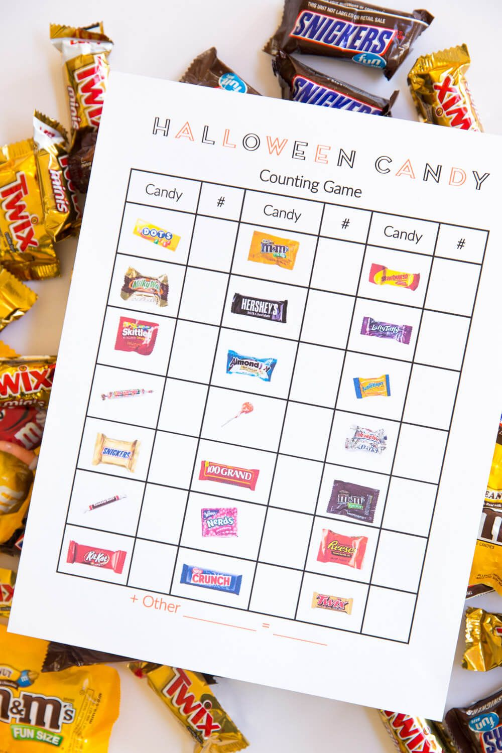 8 Clever Things To Do With All That Halloween Candy So Festive Halloween Candy Candy Easy Halloween [ 1500 x 1000 Pixel ]