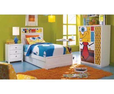Camerette etniche ~ La cameretta di spongebob camerette per bambini e ragazzi