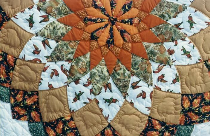 Perfect Quilted Tablecloth Patterns | Quilted Tablecloth