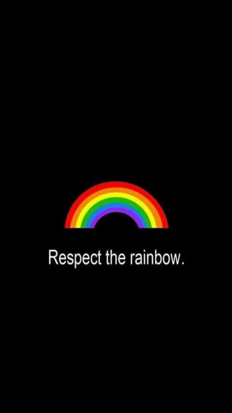 Wallpaper Lockscreen Background Lgbtq Pride Rainbow Lgbtq