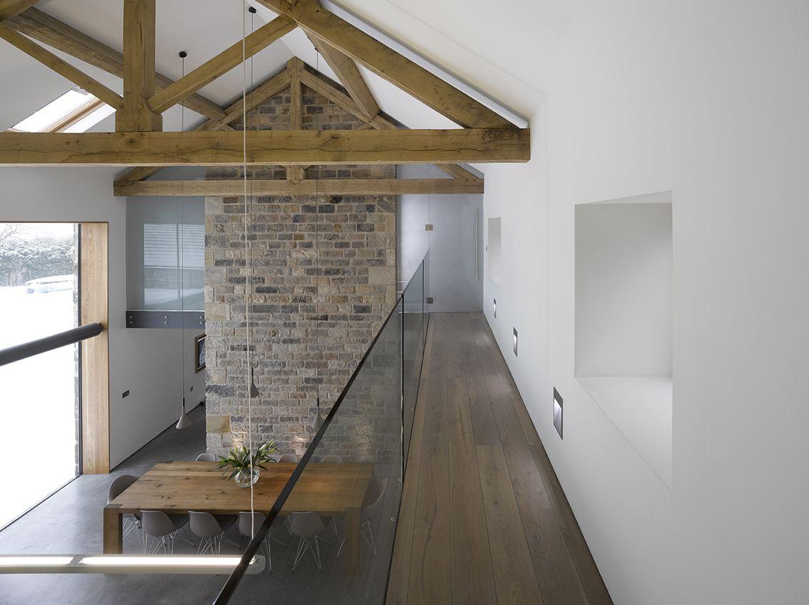 Rénovation d\'une grange par Snook Architects   Architecture ...