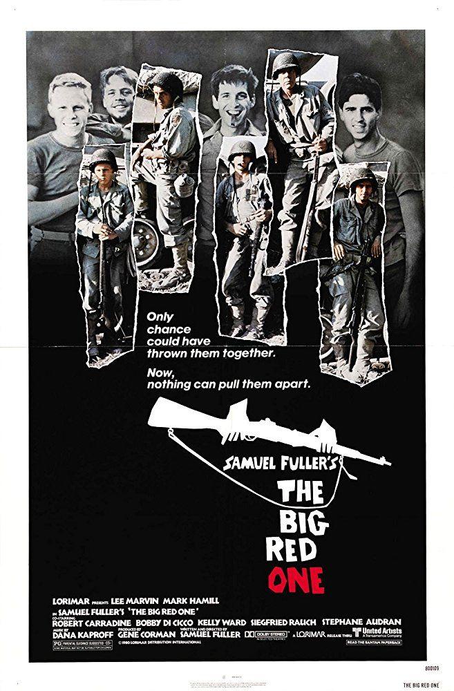 Uno rojo División de choque (1980) Título original The