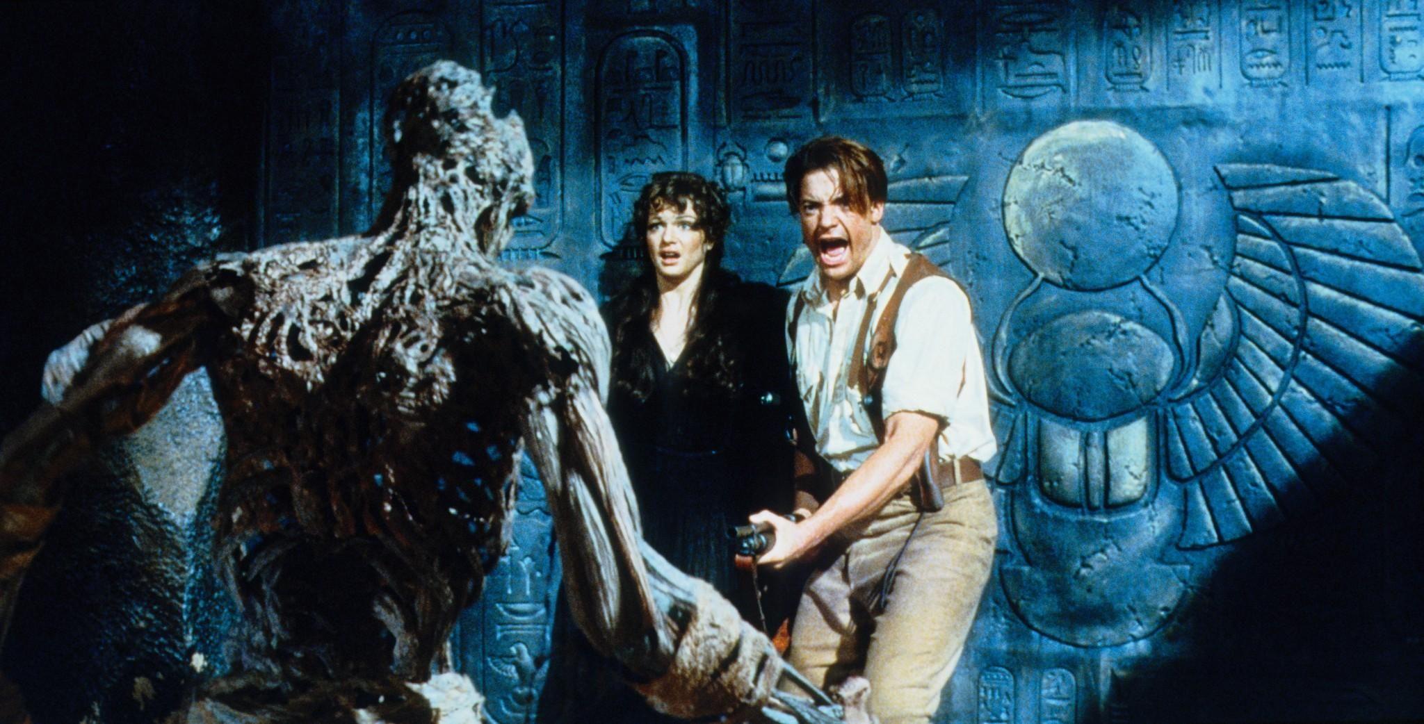"""Képtalálat a következőre: """"the mummy 1999"""""""