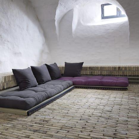 12cm Matelas Chico Design Futon Banquette Places Convertible Karup 3 f6byvY7Ig