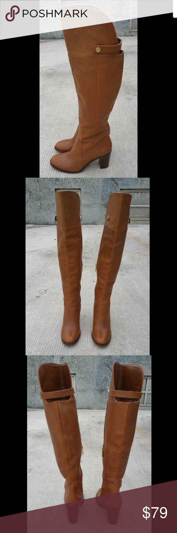8a750b4fa7e Louise Et Cie Over The Knee Boots Sexy Block Heels Louise Et Cie Over The  Knee