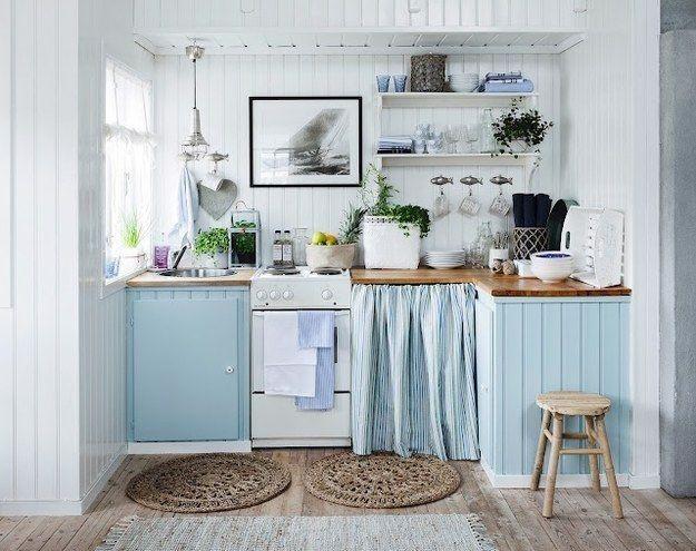 Ten una cocina pequea y funcional Pinterest Kitchenette