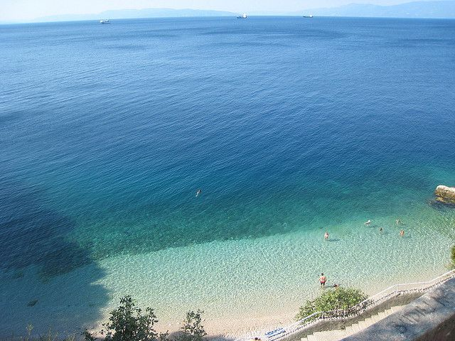 Rijeka Croatia Rijeka Croatian Coast Croatia