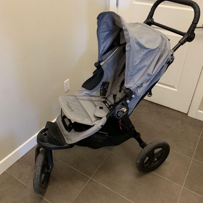 STROLLERS BadassxMama Stroller, Baby jogger stroller