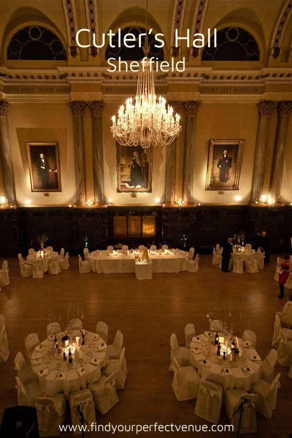 Cutler S Hall Sheffield Find Your Perfect Venue