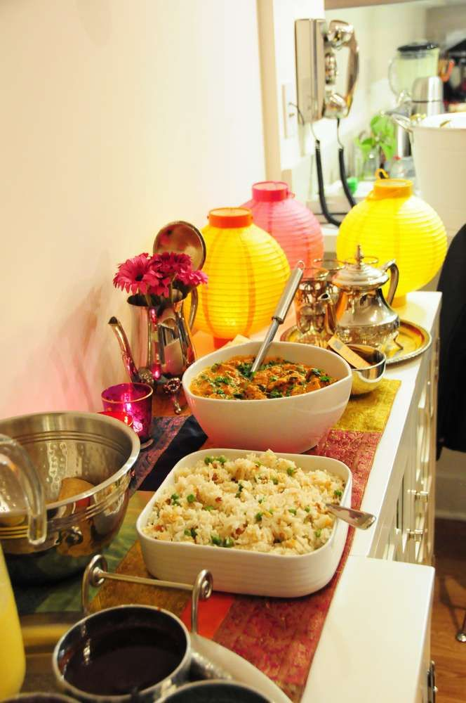 Menu Ideas For Indian Dinner Party Part - 41: Indian Dinner Party Dinner Party Party Ideas