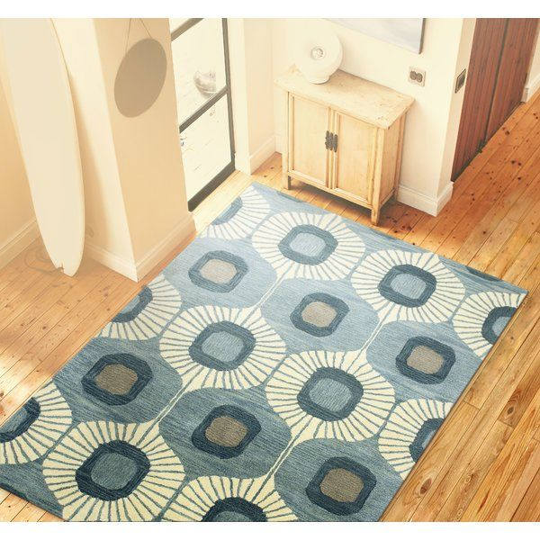 You Ll Love The Fremont Wool Light Blue Area Rug At Allmodern With Great Deals On Modern Decor Pillows Product Blue Area Rugs Light Blue Area Rug Area Rugs