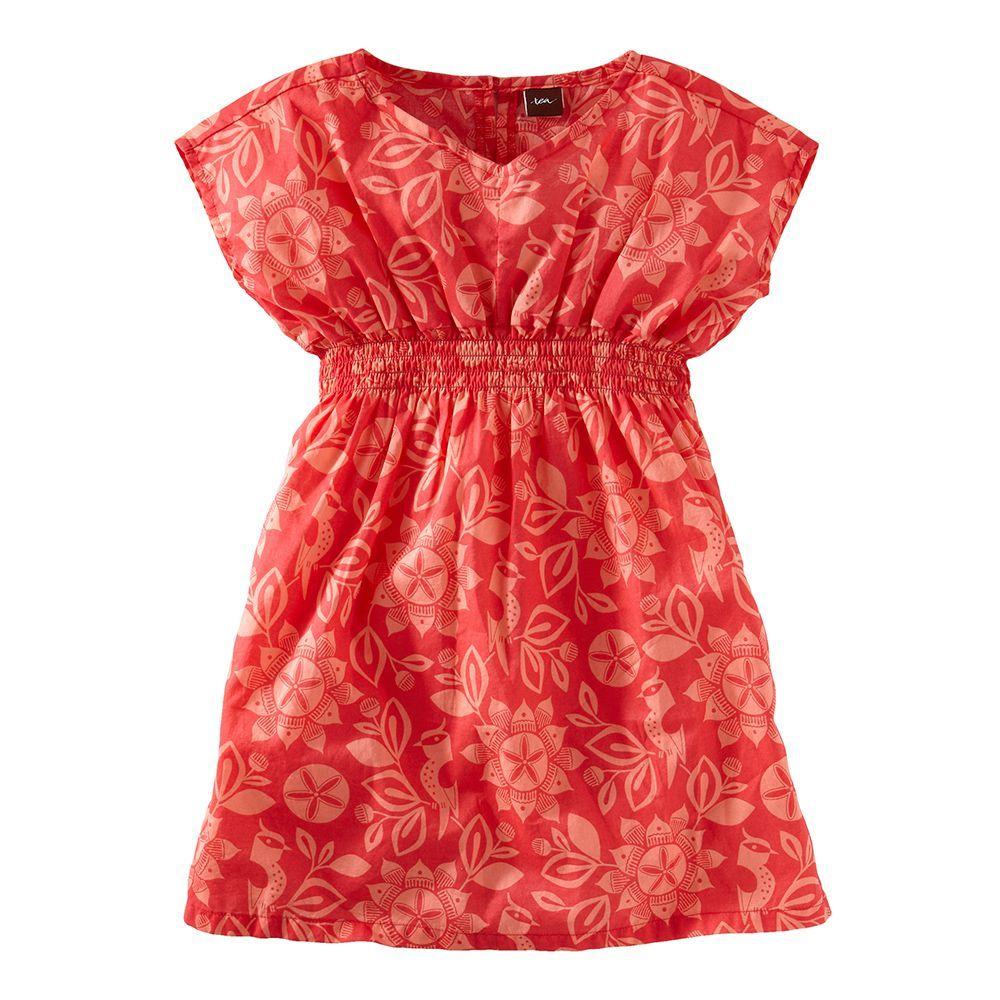 Cape Parrot Bubble Dress | teacollection.com