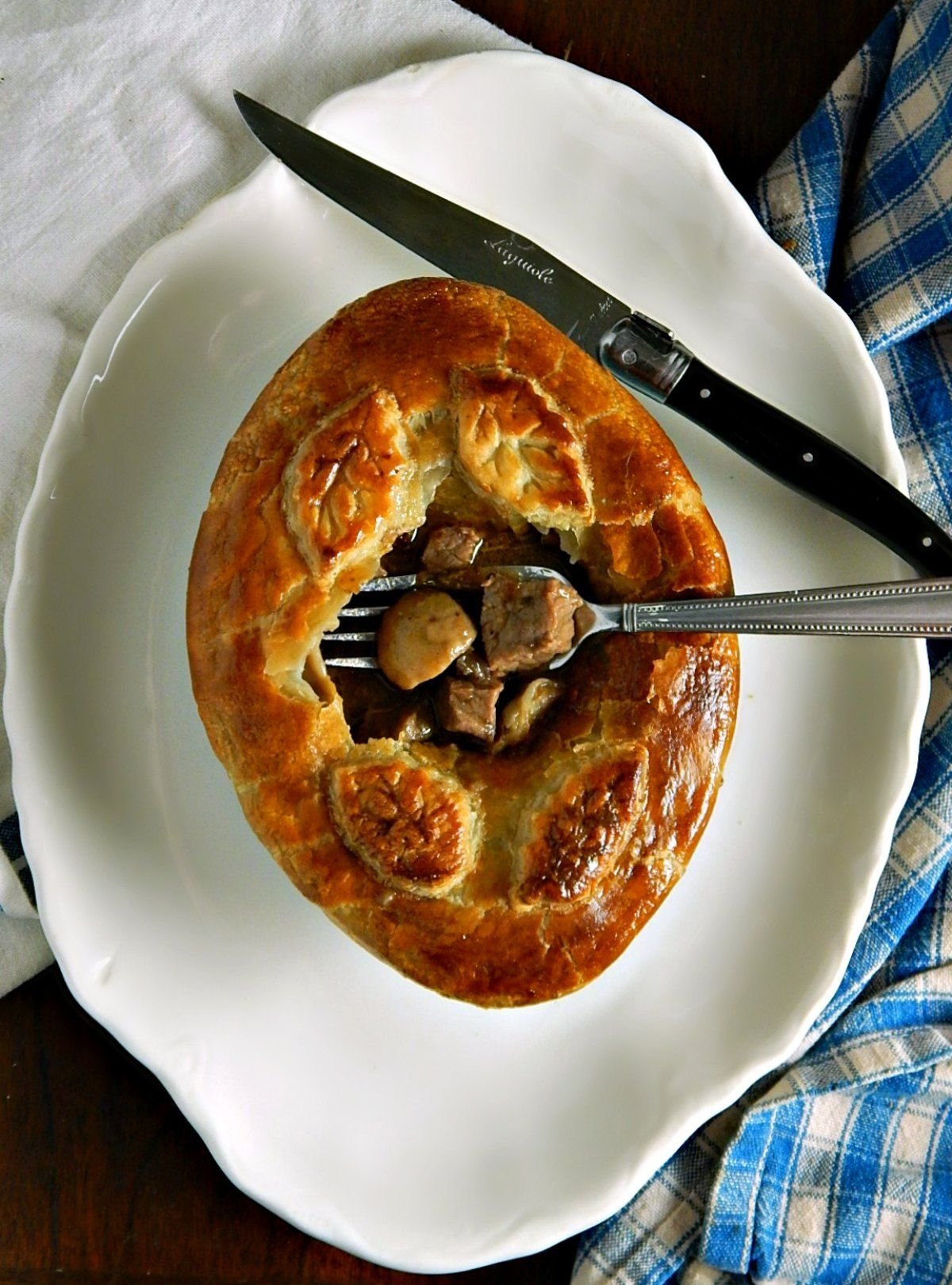Leftover Steak & Mushroom Pies | Leftover steak, Steak and ...