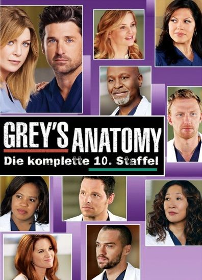 Greys Anatomy Saison 10 : greys, anatomy, saison, Season, Grey's, Anatomy,, Anatomie,, Meredith