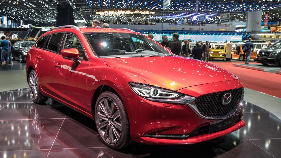 The 2019 Mazda 6 Redesign Car Gallery