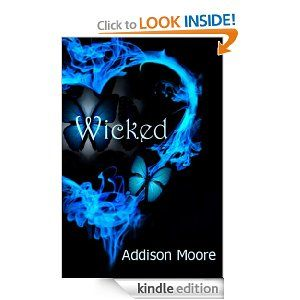 Wicked (Celestra Series Book 4) (Kindle Edition)