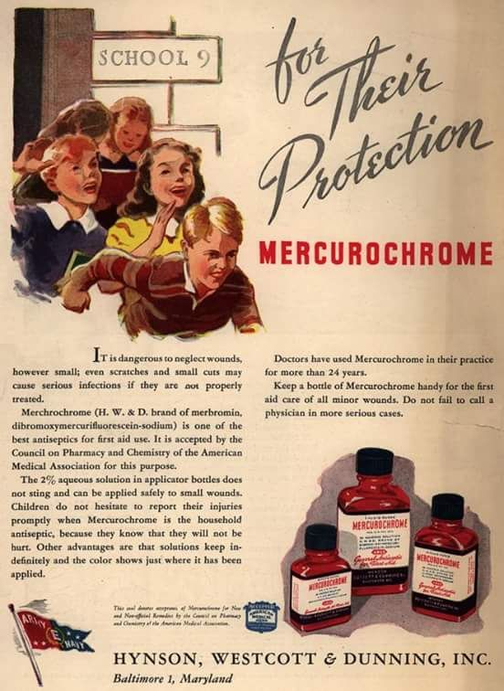 Omg, my grandma swore by this stuff. Gave me the shivers. LoL!