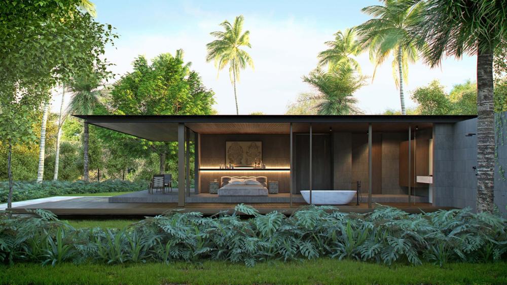 Apartment MR |Sustainable Architecture | Villas in Bali & Lombok