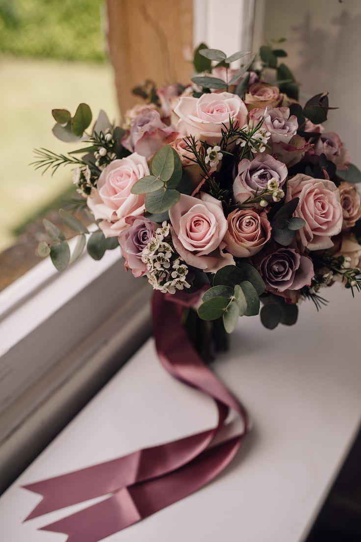 Elegant Pronovias Bride For A Destination Wedding At Chateau de Cazenac With Rus…