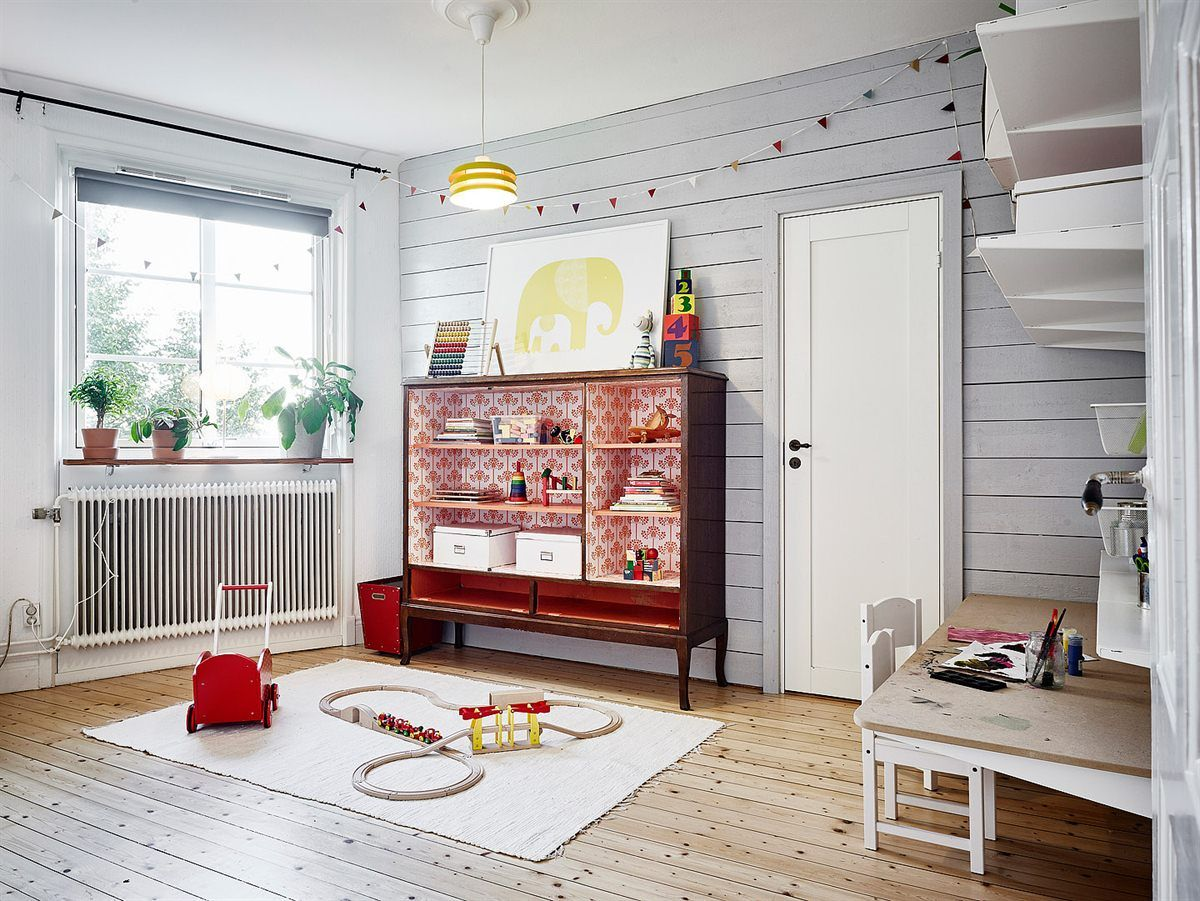 Interior Design Coaching {CoachYourHome}: Can a room design inspire your child?