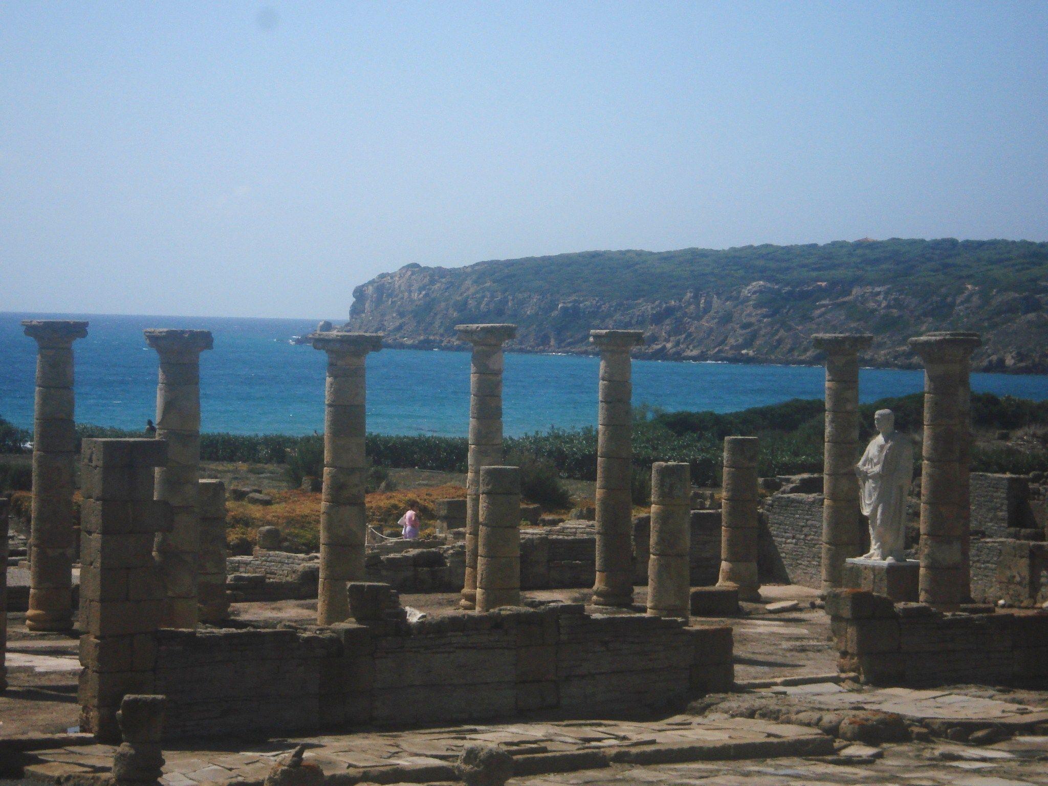 ruinas romanas de Baelo Claudia (entorno)