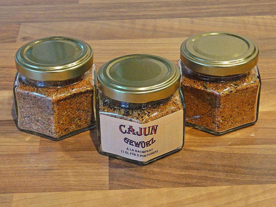 Cajun - Gewürzmischung von Baumfrau | Chefkoch