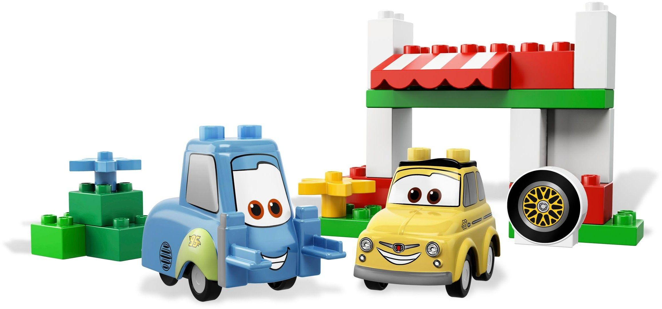 58181 Luigi's Italian Place Lego duplo, Lego duplo