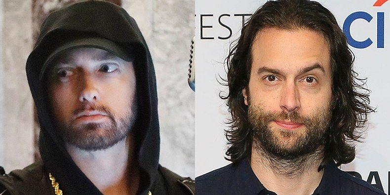 Eminem Praises Comedian Chris D Elia S Impression I Actually Thought It Was Me Michaelantonio Media Comedians Eminem New Eminem