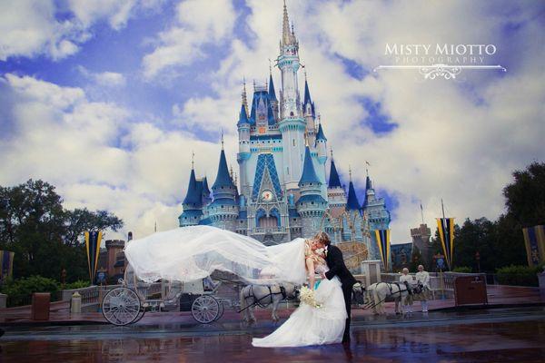 Walt Disney World Wedding Tatiana Thomas