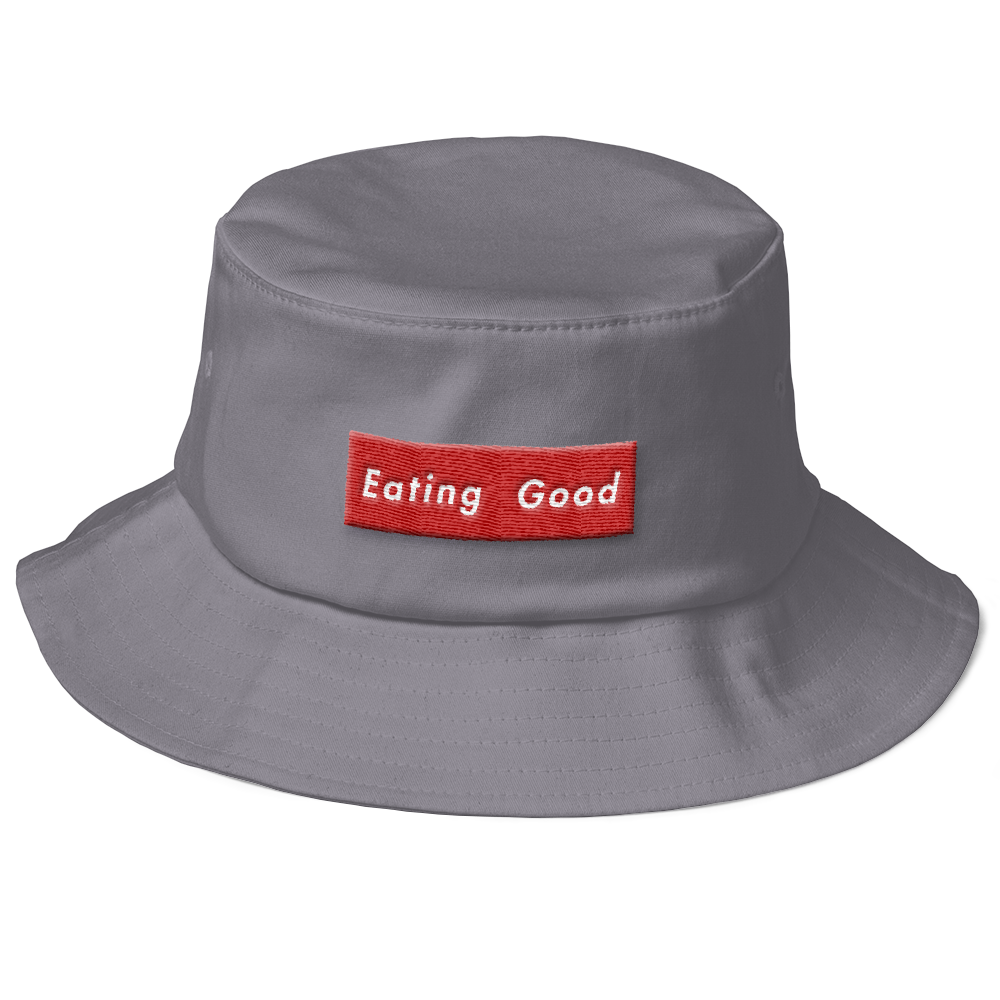 Eating Good Bucket Hat  90409974b2af