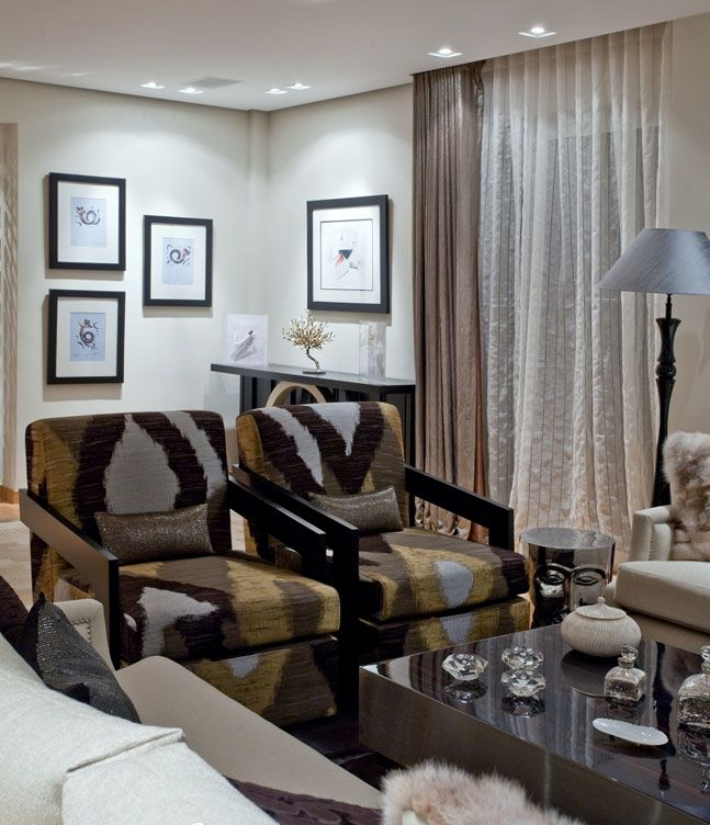 House in Athens - Luxury living room - armchairs | SISSY FEIDA INTERIORS