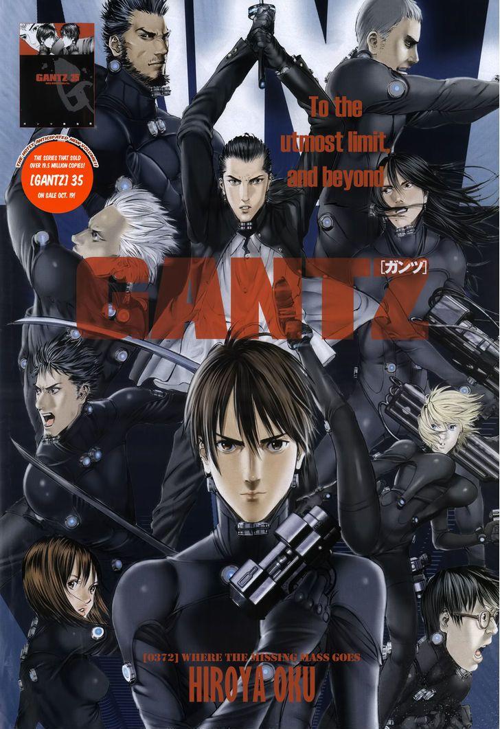 Gantz 372 - Read Gantz vol.36 ch.372 Online For Free ...
