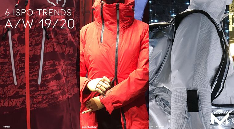 Function goes Fashion: ISPO trends AW 1920 | Fashion