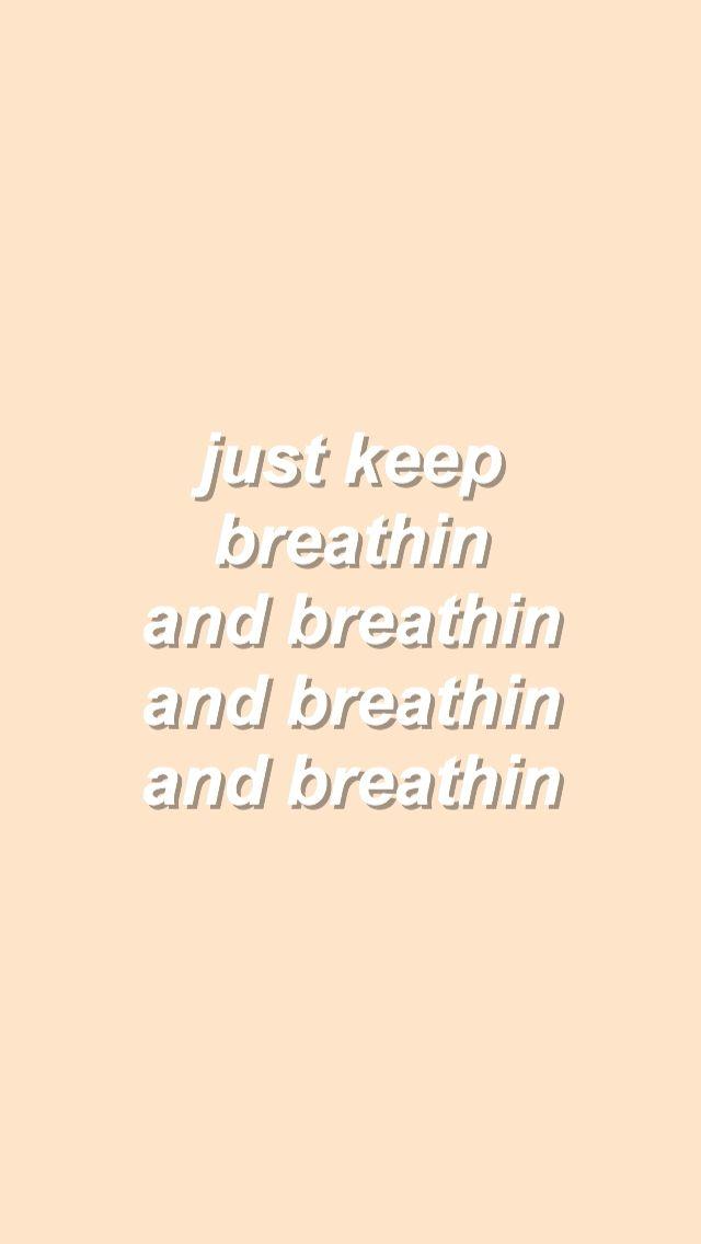 breathin // ariana grande   my lyric edits   Ariana grande ... Ariana Grande Lyrics Tumblr