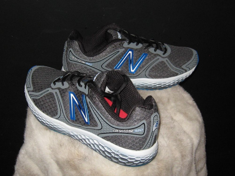 9655e0fc Men's New Balance Fresh Foam 980 Running Sneakers Sz 13 Charcoal ...