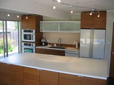White Laminate Countertop   Google Search