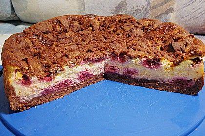 Himbeer - Mascarpone - Zupfkuchen