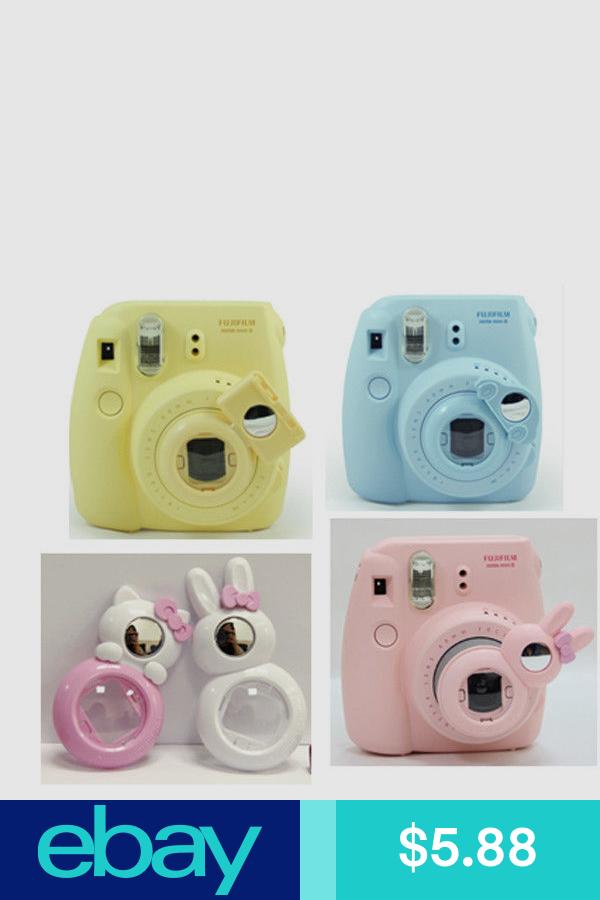 Close Up Lens Self Portrait Mirror For Polaroid Camera Mini 8 7s Kt 40th Fujifilm Instax Mini Fujifilm Instax Mini 8 Instax Mini