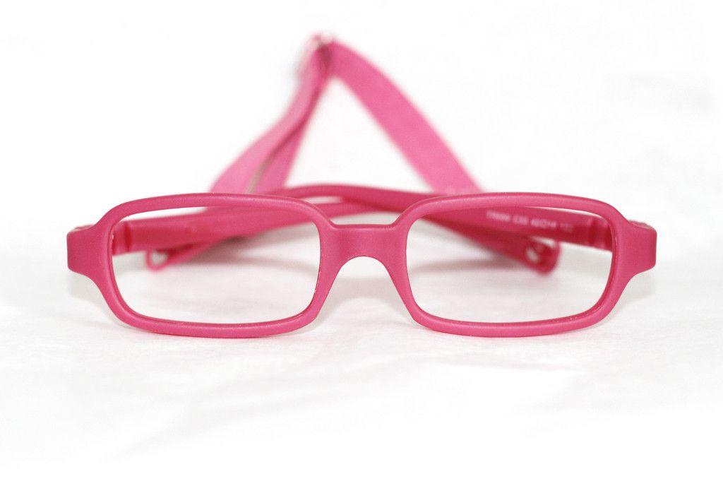 Harper Frame Size 45 Rose Pink Miraflex Glasses Available At Www
