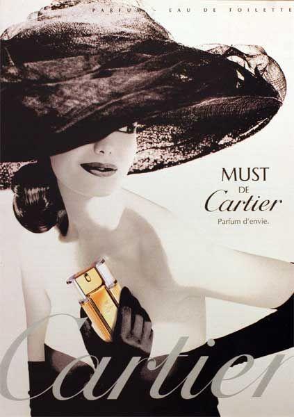 De Toilette 2019Perfume Must Publicité Eau Ads En Cartier OkZuPiX