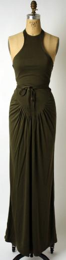 Geoffrey Beene Dress, 1986.  divine!!!