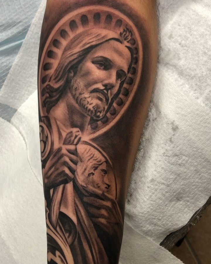 Houston tx tattoo artist on instagram did another