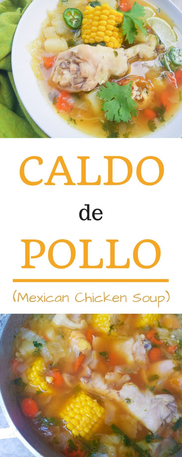 Photo of Caldo de Pollo