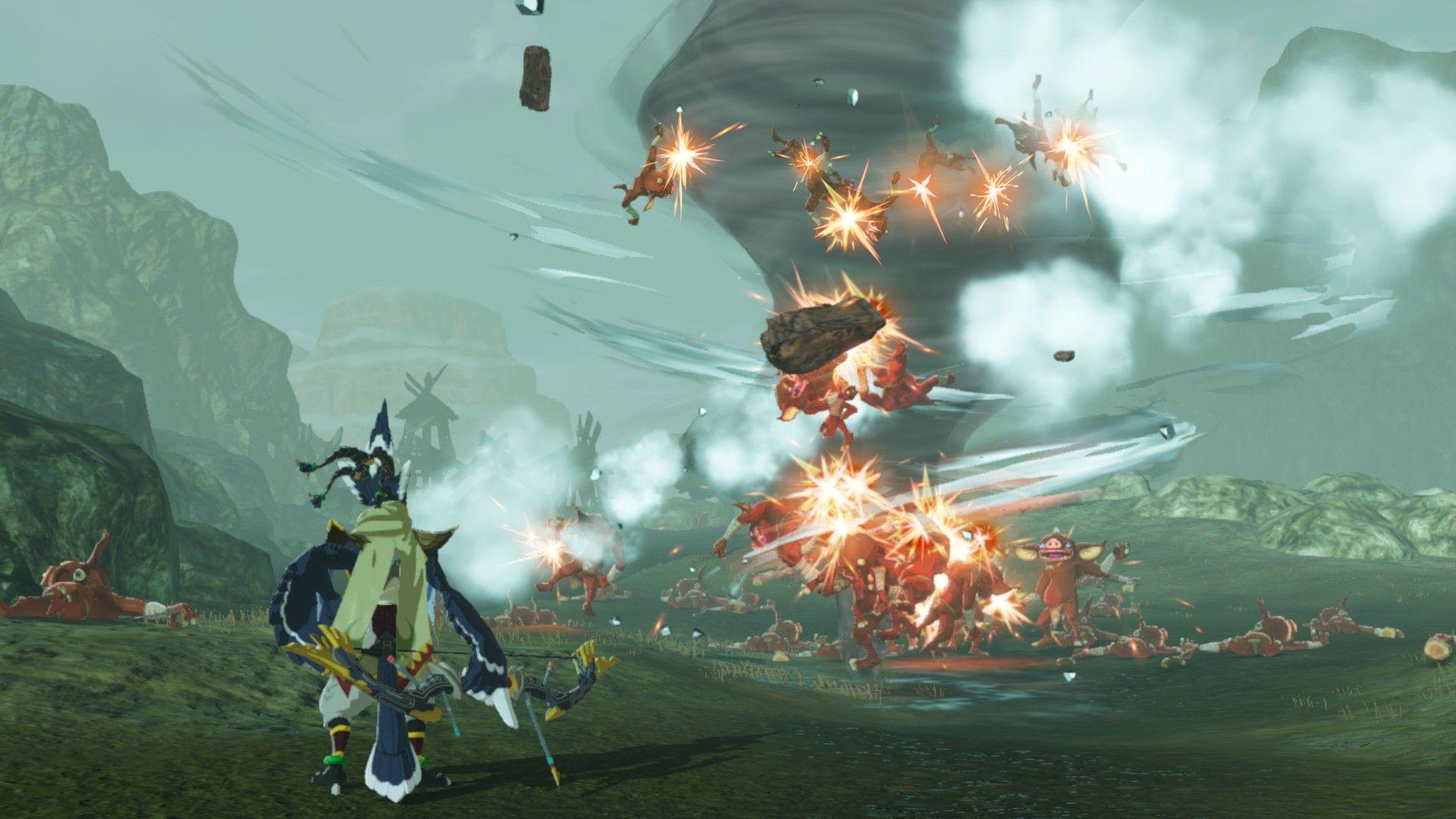Н'𝐄𝐕𝐀𝐋𝐈 Age Of Calamity Hyrule Warriors Legend Of Zelda Headlines Today