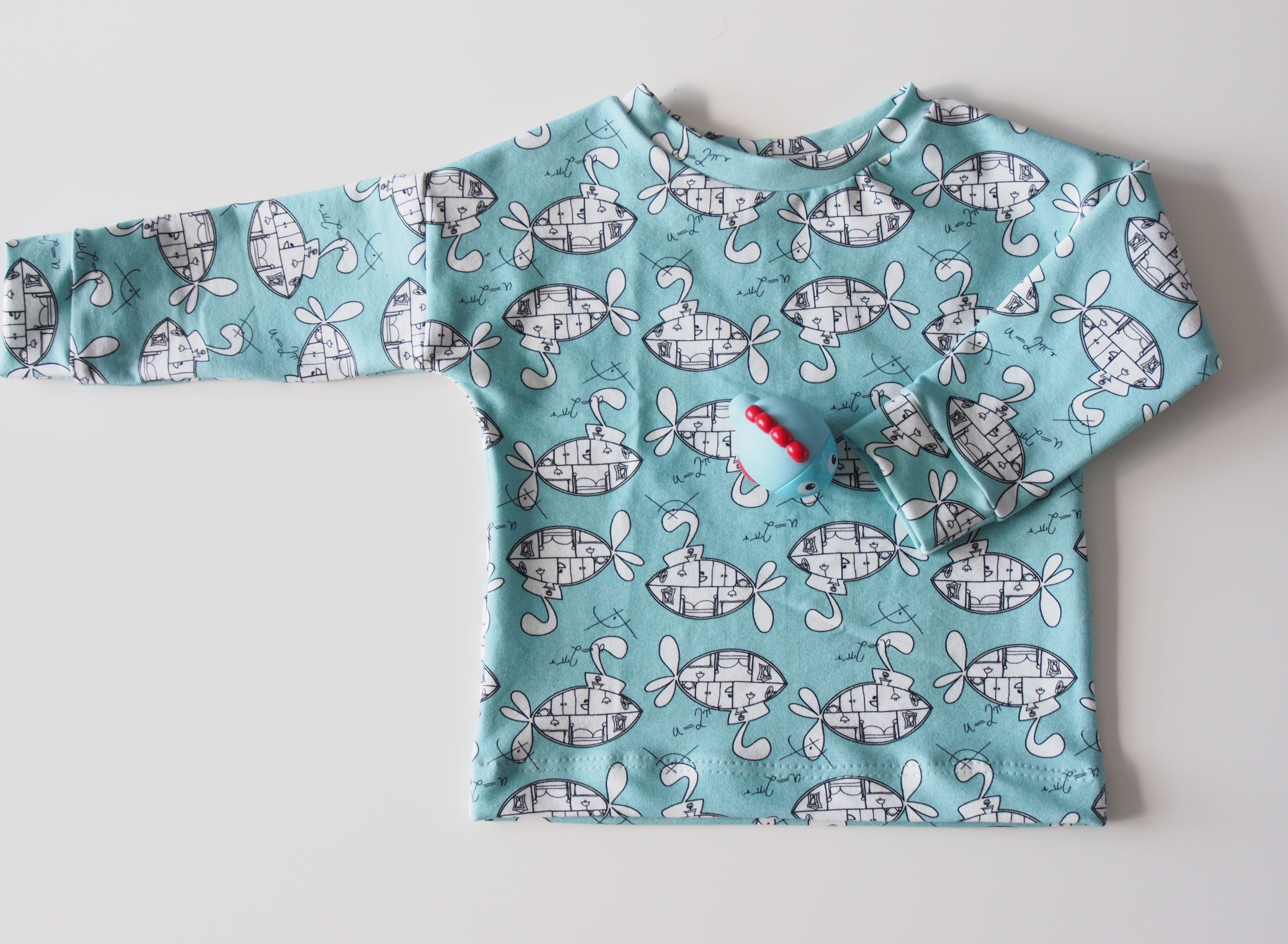 Fons sien shirt and dress gratis patroon maat 80 free pattern gratis naaipatroon fons sien shirt jurkje free sewing pattern fons sien jeuxipadfo Images