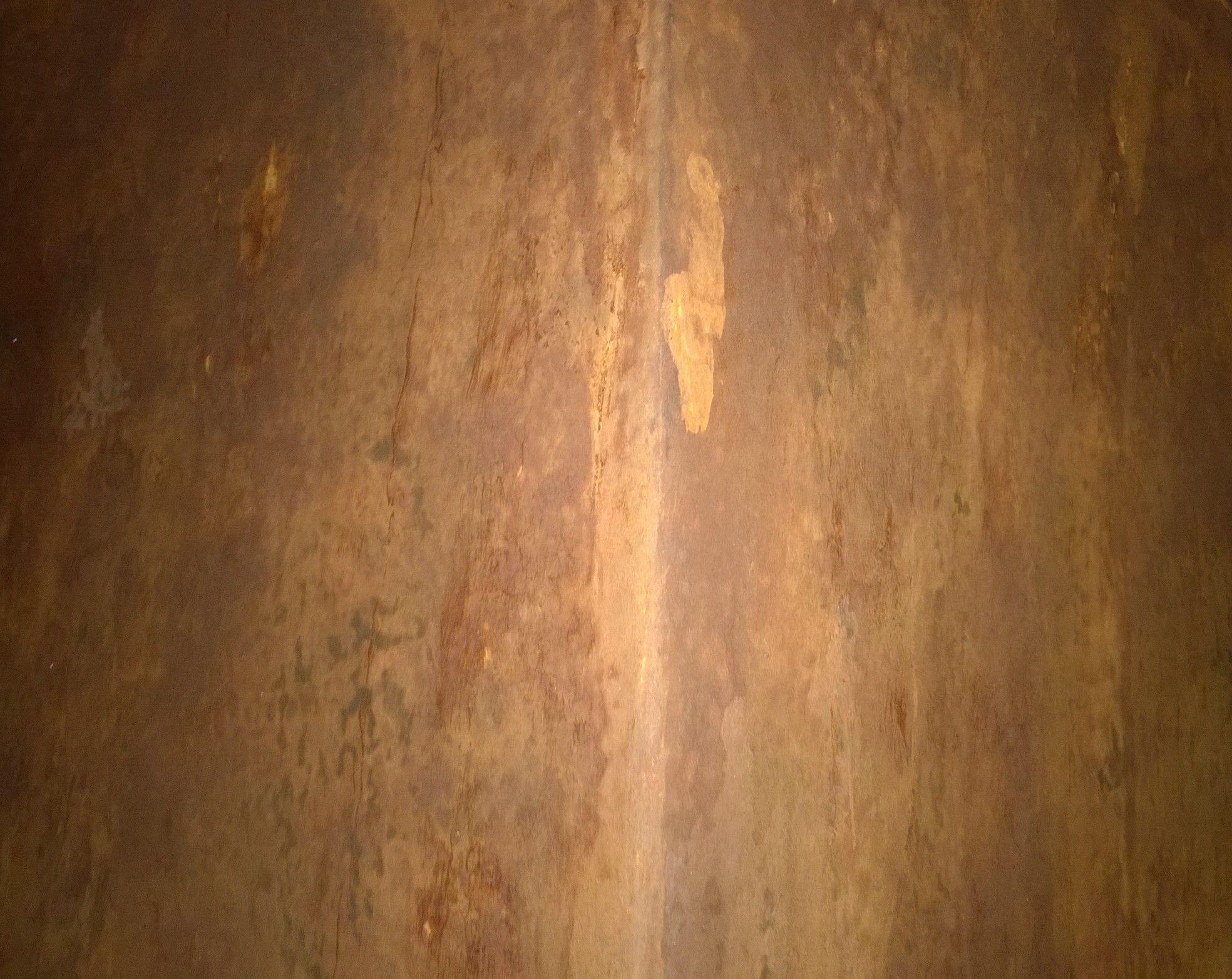 Trend #Rostoptik   Wandgestaltung, Tapeten, Wände