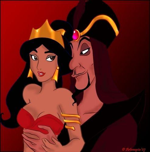 If Jasmine Loved Jafar Disney Jasmine Disney Princess