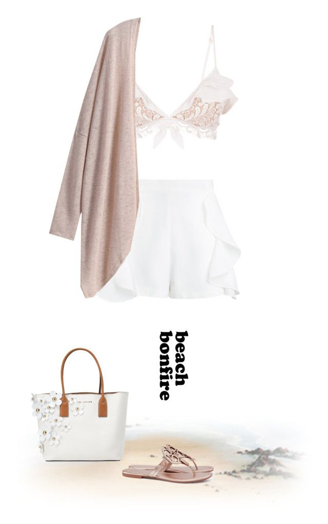 88c107e63d Beach Bonfire by terry-tlc on Polyvore featuring For Love & Lemons, Tory  Burch and Marc Jacobs