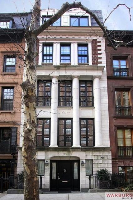 A Residential Dwelling Originally Built In C 1899 During American Gilded Age In Nyc It Was For Sale In 2015 For Brownstone Homes Upper East Side House House